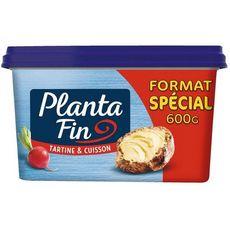 PLANTA FIN Planta fin Beurre demi-sel 600g 600g