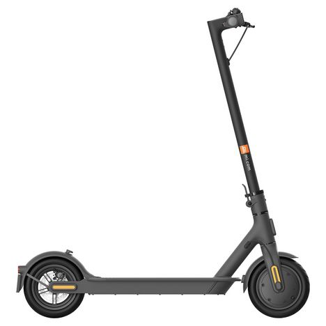 XIAOMI Trottinette électrique Mi Electric Scooter 1S - Gris/Jaune