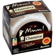 AUCHAN MMM! Chaource AOP 250g