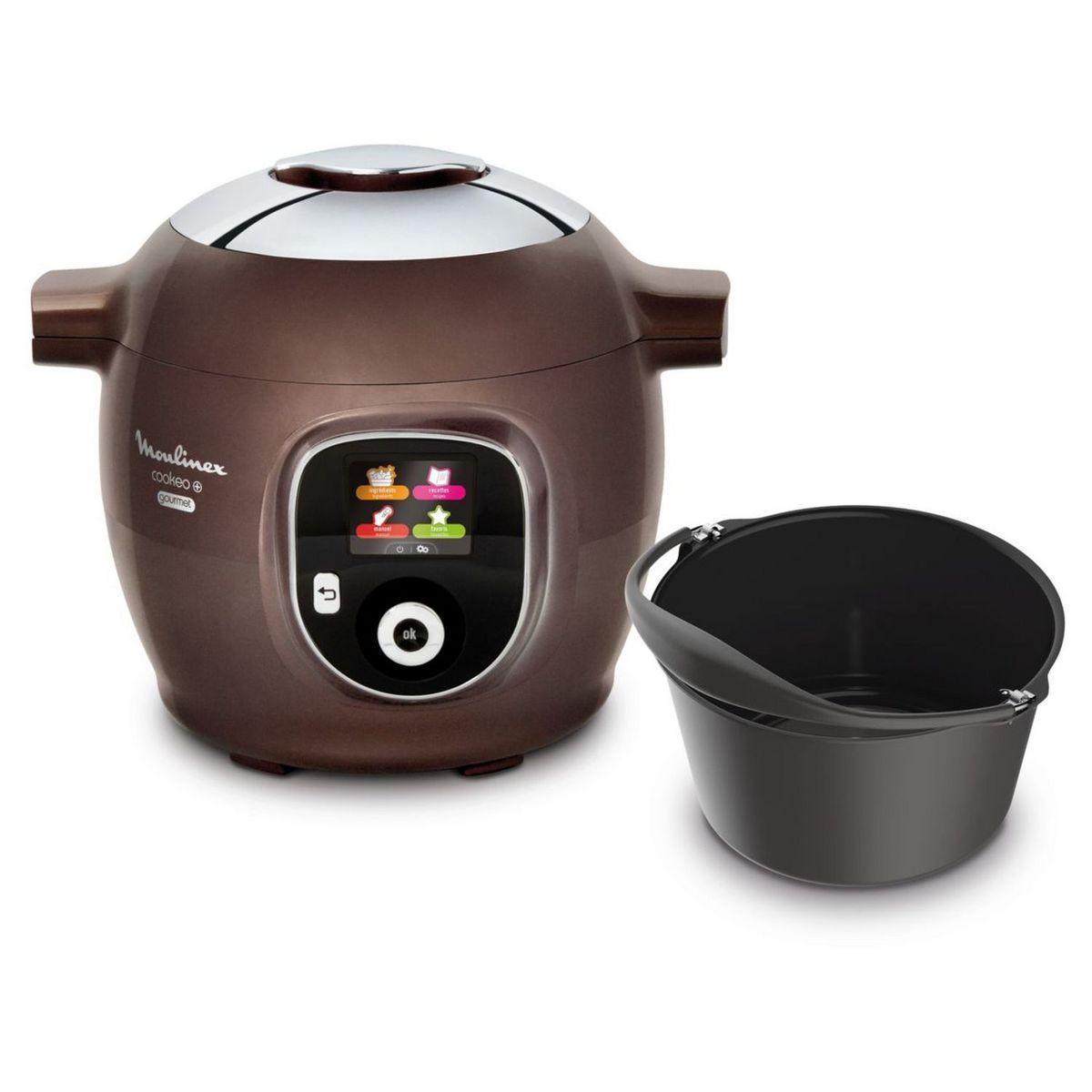 Multicuiseur intelligent cookeo CE852900 - Marron