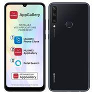 HUAWEI Smartphone Y6P 64 Go 6.3 pouces Noir 4G Double NanoSim