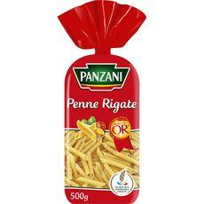 PANZANI Penne rigate filière blé responsable 500g