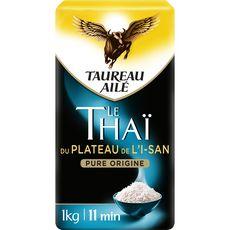 TAUREAU AILE Riz le thaï du plateau de l'I-San pure origine 1kg