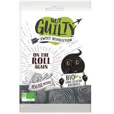 NOT GUILTY Bonbons bio réglisse intense sans gélatine animale 100g