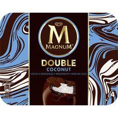 Magnum MAGNUM Bâtonnet glacé à la noix de coco enrobé de chocolat