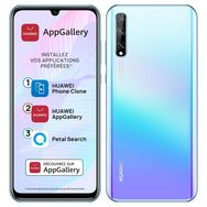 HUAWEI Smartphone P Smart S 128 Go 6.3 pouces Crystal 4G+ Double NanoSim
