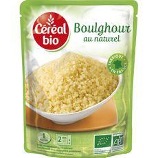 Céréal Bio CEREAL BIO Boulghour de blé nature en poche