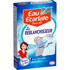 EAU ECARLATE Reblanchisseur poudre anti-grisaille 500g