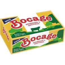 Bocage beurre doux 60% 250g