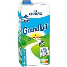 CANDIA CANDIA Grandlait lait demi-écrémé 1L 1L