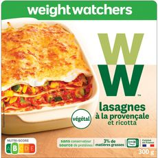 WEIGHT WATCHERS Weight Watchers Lasagne à la Provençale 300g 300g