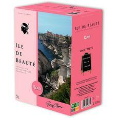 PIERRE CHANAU Bib IGP Ile-de-Beauté rosé 5l