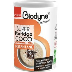 BIODYNE Super porridge coco bio 280g