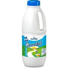 CANDIA Grandlait lait demi-écrémé UHT 1L