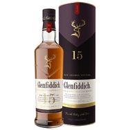 GLENFIDDICH Scotch whisky single malt solera réserve 15 ans 40%