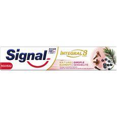 Signal Dentifrice antibactérien nature éléments Girofle sensibilité 75ml