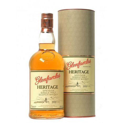 GLENFARCLAS Scotch whisky Heritage 40%