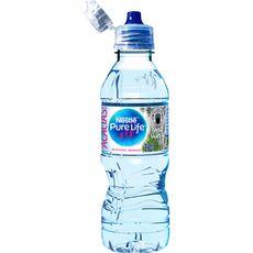 NESTLE Eau pure life eau de source plate bouchon kid bouteille 33cl