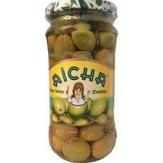 AICHA Aïcha Olives vertes entières 400g 400g