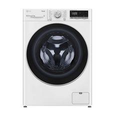 LG Lave linge séchant hublot F854N41WR, 8 kg lavage, 5 kg séchage, 1400 T/min
