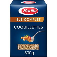 BARILLA Barilla Coquillettes au blé complet 500g 500g