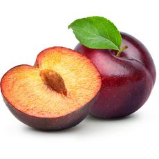 Prune rouge 1 pièce