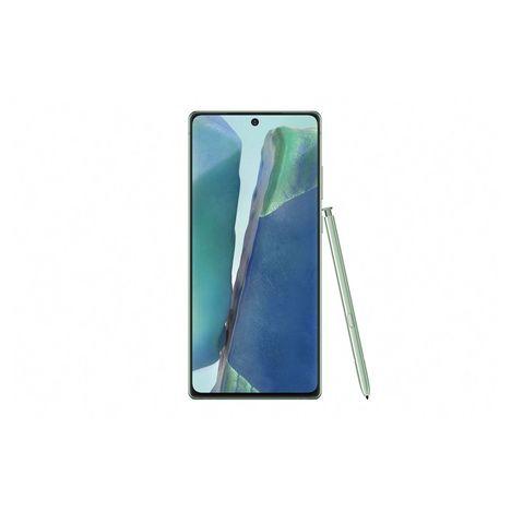 SAMSUNG Smartphone Galaxy Note20 5G  256 Go 6.7 pouces Vert Double Sim