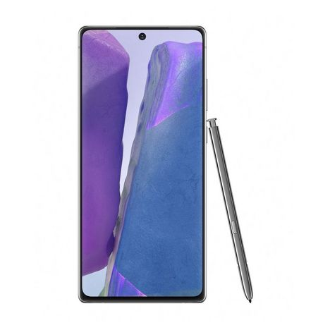 SAMSUNG Smartphone Galaxy Note20 4G  256 Go 6.7 pouces Gris Double Sim