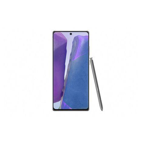 SAMSUNG Smartphone Galaxy Note20 5G  256 Go 6.7 pouces Gris Double Sim