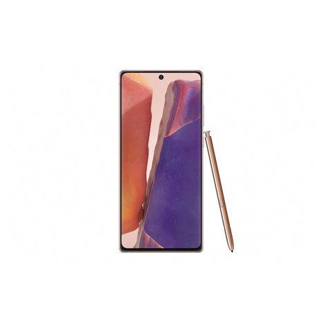 SAMSUNG Smartphone Galaxy Note20 5G  256 Go 6.7 pouces Bronze Double Sim
