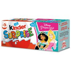 Walt Disney KINDER Oeuf surprise Princesses Disney