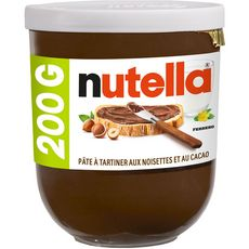 NUTELLA Pâte à tartiner 200g