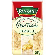 PANZANI Panzani Farfalle qualité pâte fraîche 400g 400g