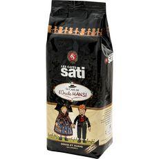 SATI Café en grain de l'oncle Hansi 1kg