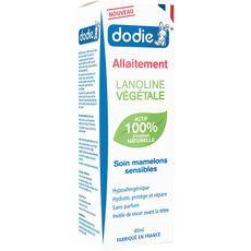 DODIE Dodie Allaitement lanoline crème soin végétale x1 40ml