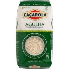 CACAROLA Riz extra long Agulha 1kg