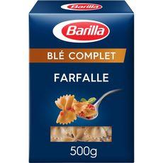 BARILLA Barilla Farfalle au blé complet 500g 500g
