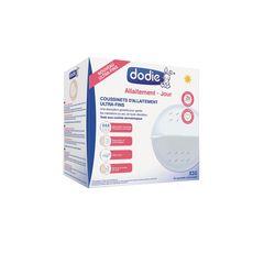 DODIE Dodie Coussinets d'allaitement individuels ultra-fins x30 30 pièces