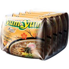 YUM YUM Soupe japonaise déshydratée nouilles poulet shoyu 5x60g