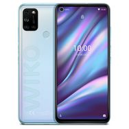 WIKO Smartphone View5 Plus 128 Go 6.55 pouces Silver 4G Double port NanoSim
