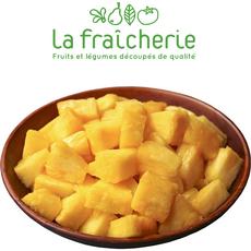 LA FRAICHERIE Ananas en morceaux 650g
