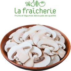 LA FRAICHERIE Champignons émincés 400g 400g