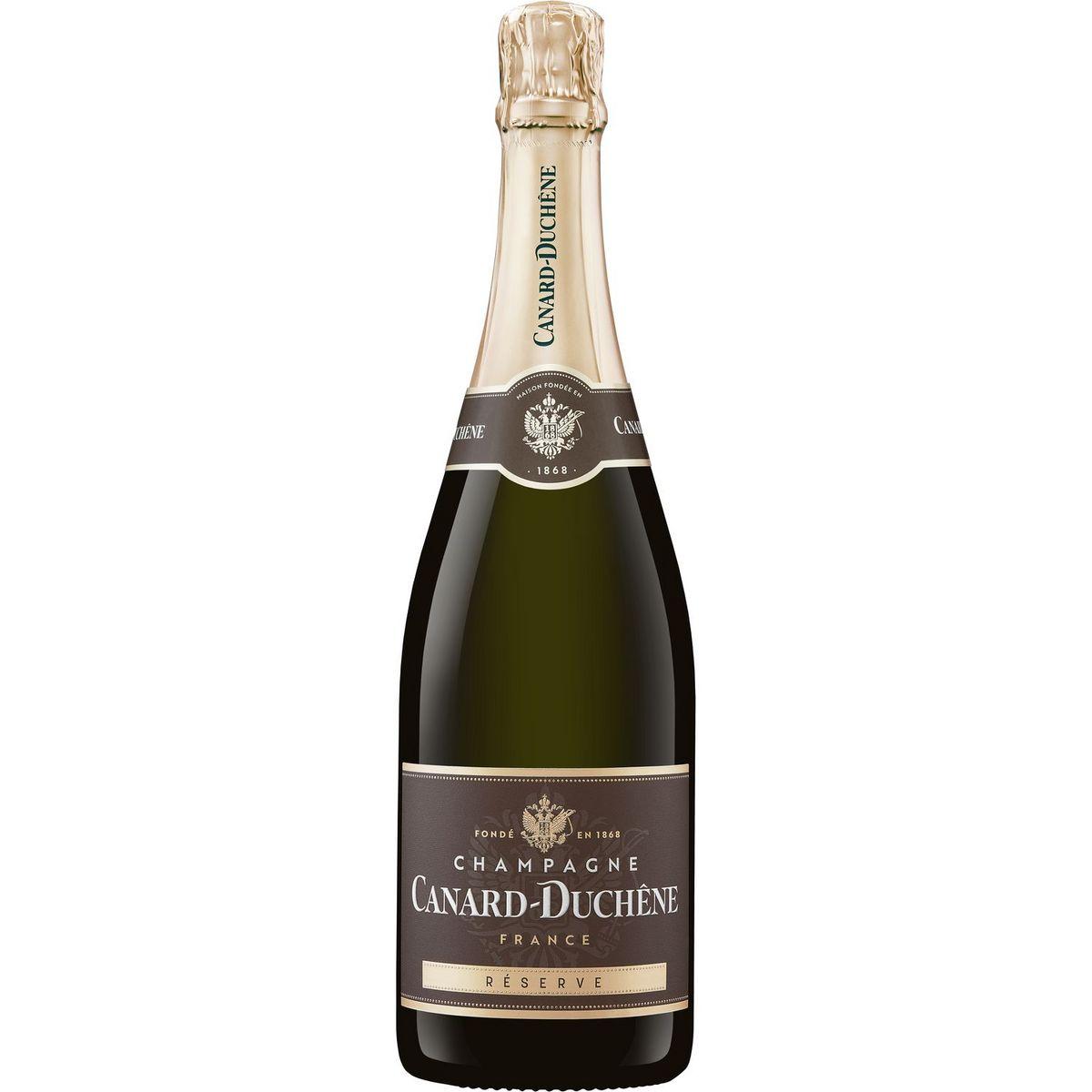 AOP Champagne brut Canard-Duchêne réserve
