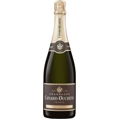 CANARD DUCHENE AOP Champagne brut Canard-Duchêne réserve