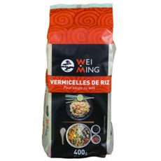 Wei ming Nouilles riz 400g