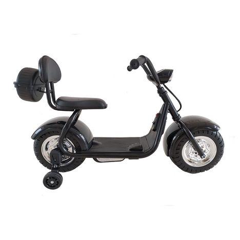 MOOVWAY Scooter électrique enfant - Coco XS - Noir