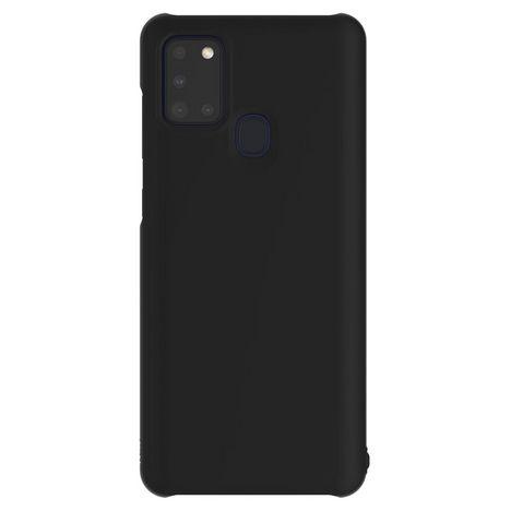 Coque pour Samsung Galaxy A21s - Noir SAMSUNG pas cher à prix Auchan