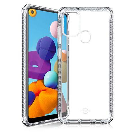 ITSKINS Coque pour Samsung Galaxy A21s - Transparent