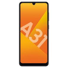SAMSUNG Smartphone Galaxy A31 64 Go 6.4 pouces Noir 4G Double port NanoSim
