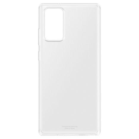 SAMSUNG Coque de protection pour Samsung Galaxy Note20 et Note20 5G - Transparente
